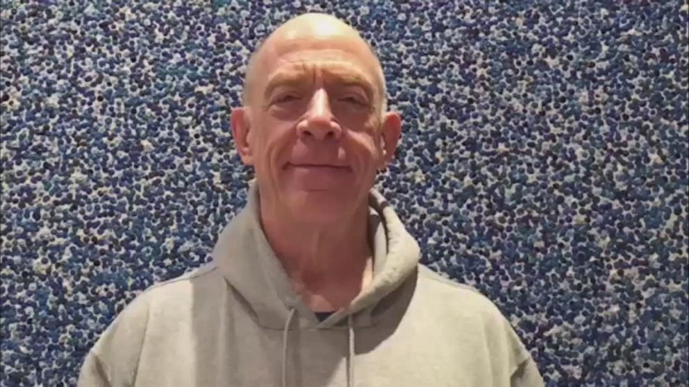 Oscar winner J.K. Simmons from Whiplash sent GMA a special message for Whiplash and La La Land director Damien Chazelle.