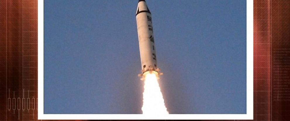 VIDEO: North Korea fires new round of ballistic missiles