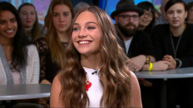 How dance prodigy Maddie Ziegler went from 'Dance Moms' to