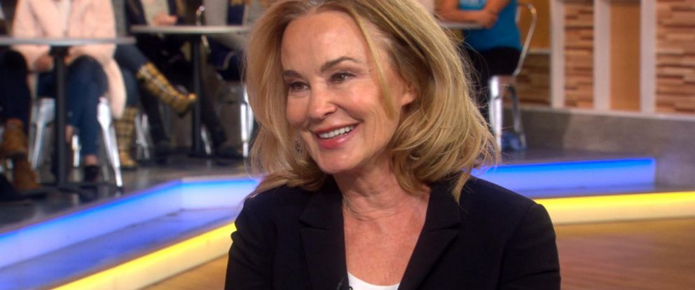 VIDEO: Jessica Lange dishes on Feud: Bette and Joan live on GMA