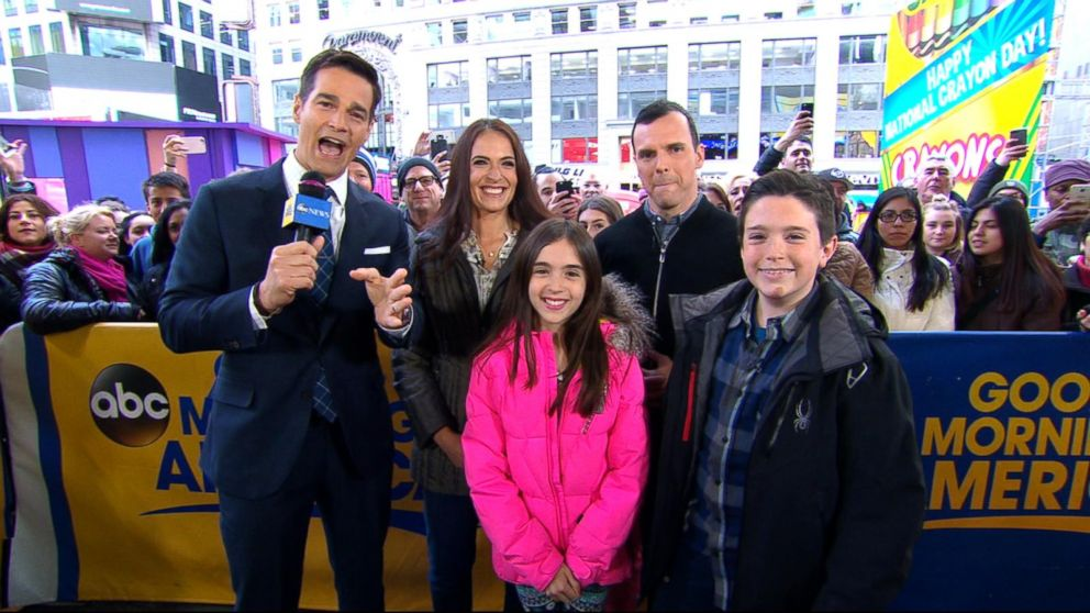 The Eh Bee Family Opens Up On The Greater American Road