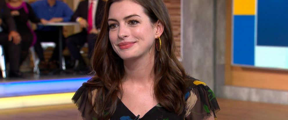 VIDEO: Anne Hathaway discusses her new genre-bending film Colossal