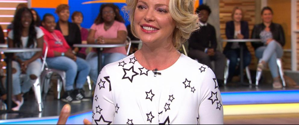 VIDEO: Katherine Heigl opens up about Unforgettable