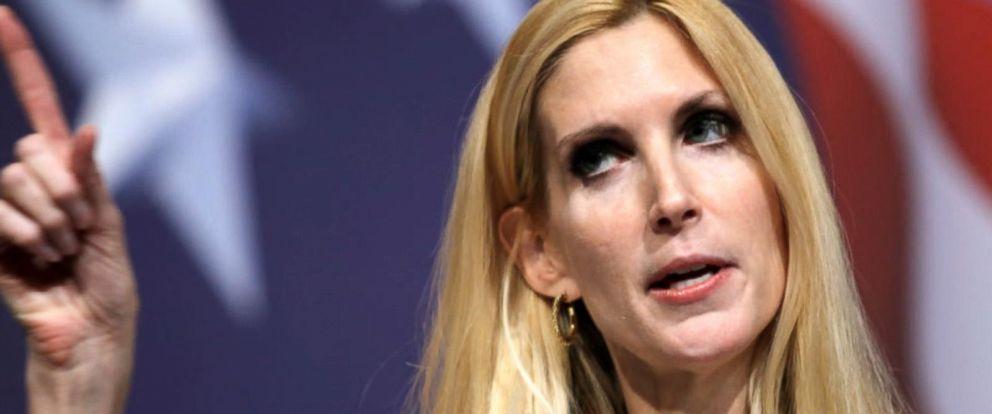 VIDEO: Ann Coulters Berkeley speech canceled