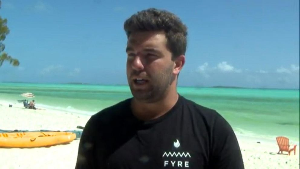 Fyre Festival site on 'lockdown' by Bahamas government - ABC News