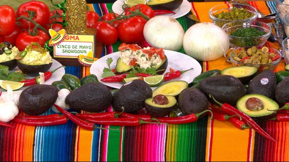 Three guacamole recipes for Cinco de Mayo