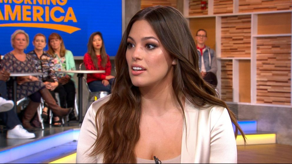 5babedbd208b9 Ashley Graham gets 'very candid' in new book about fat-shaming she faced  growing up