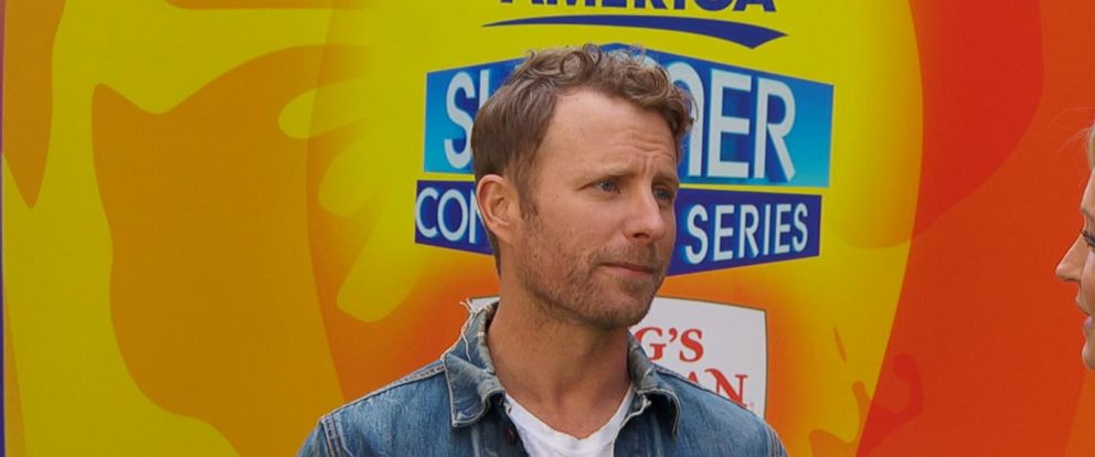 VIDEO: Dierks Bentley could perform at your block party with GMA