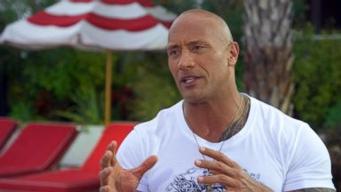 Dwayne Johnson admits he is unsure if he 'would make a ...