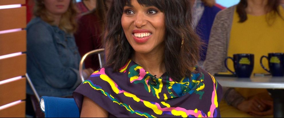 VIDEO: Kerry Washington opens up about the Scandal finale