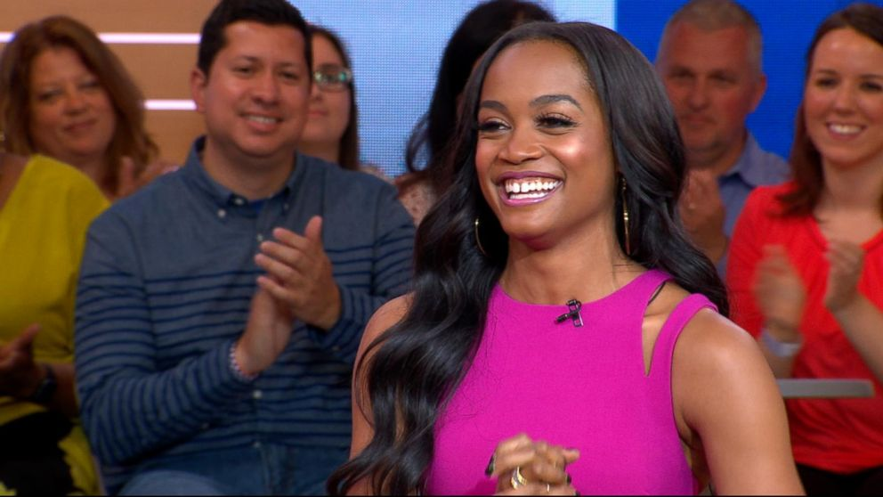 Now Playing The Bachelorette Rachel Lindsay Opens Up About Her Journey To Find Love