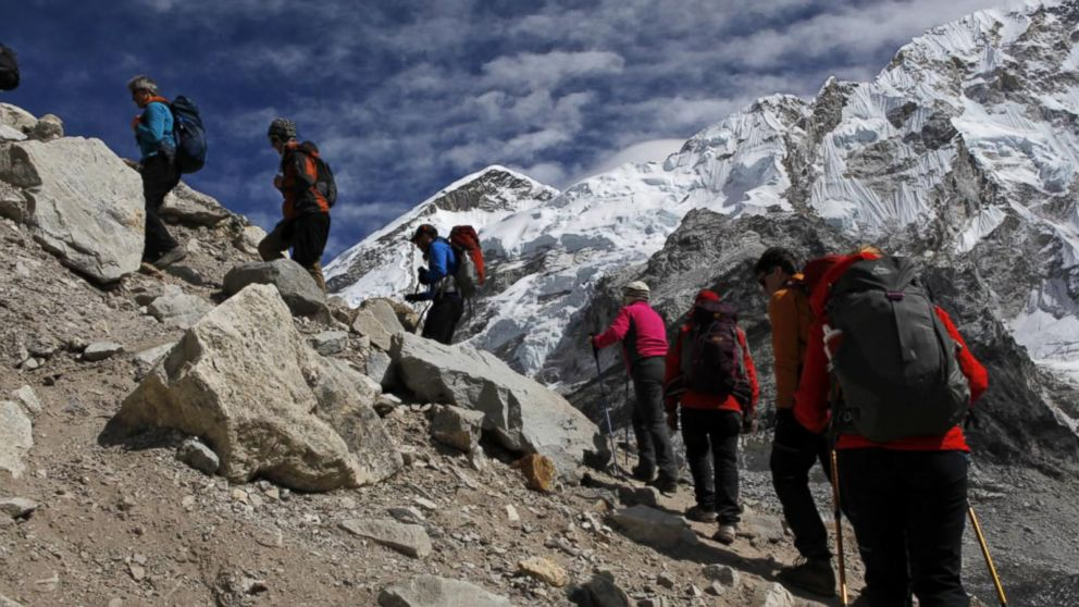 Adrian Ballinger on China closing its Mount Everest base camp to tourists: OPINION