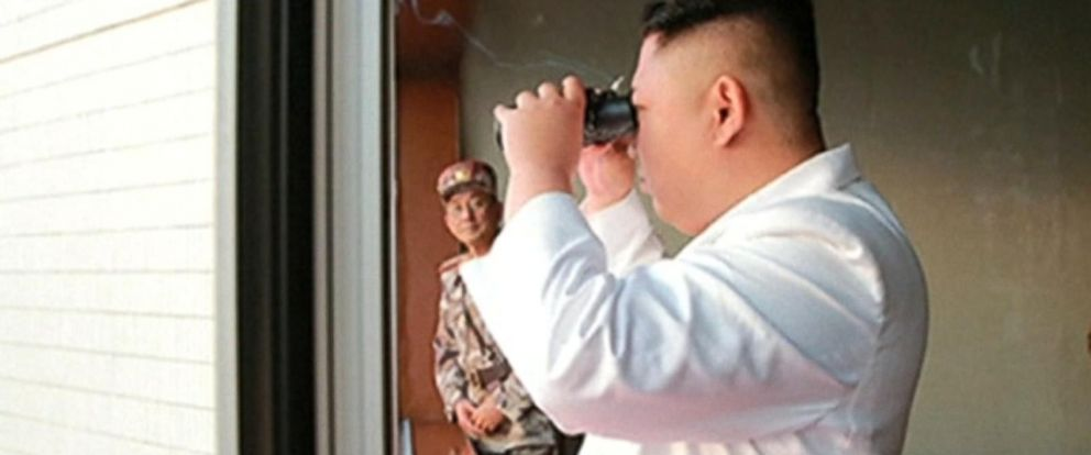 VIDEO: North Korea conducts new ballistic missile test
