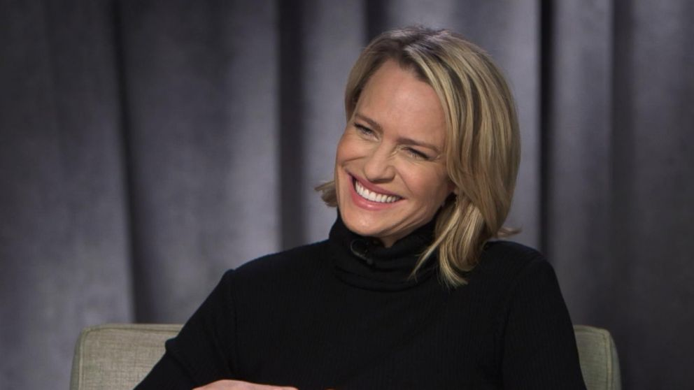 Robin Wright On Wonder Woman What To Expect On Newest Season Of