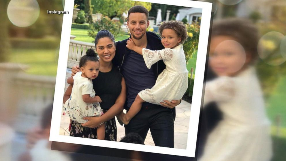 Stephen Curry Defends Wife S Comments From Last Nba Finals Video Abc News