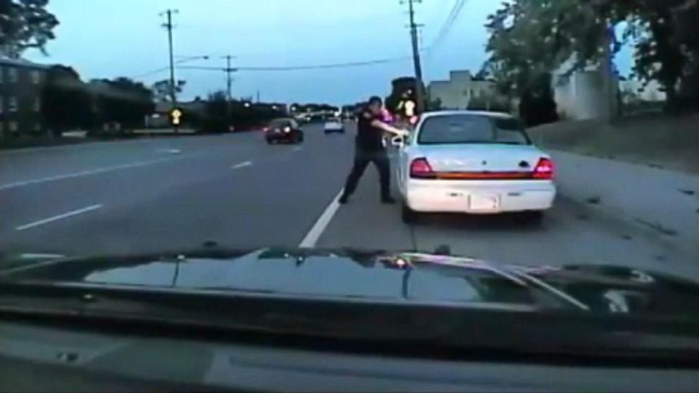 Newly released video shows fatal police shooting of Philando Castile
