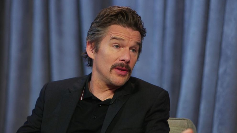 Ethan Hawke calls being a dad 'the best part of my life ...