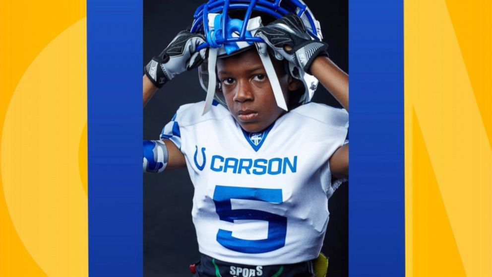 Lyric are you ready for some football lyrics : 9-year-old receives college football scholarship offer Video - ABC ...