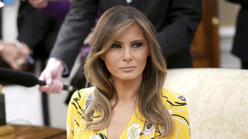 First lady responds to comment about her by 'Morning Joe ...