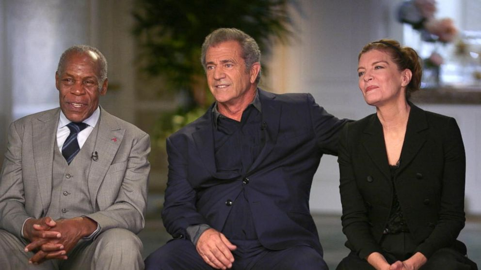 """Картинки по запросу """"'Lethal Weapon 5' Is Close To Becoming A Reality With Mel Gibson, Danny Glover & Richard Donner All Returning"""""""""""