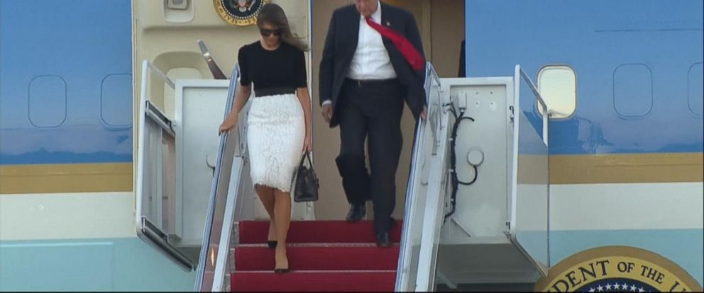 VIDEO: Trump returns from G-20 to new US headline on Russia ties