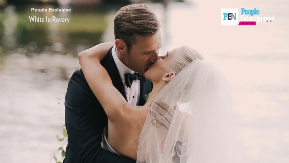 Inside Julianne Hough And Brooks Laich S Wedding
