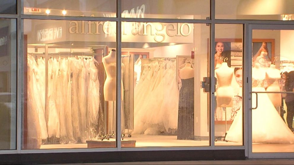 90f5a6a1267a Popular bridal dress chain abruptly closes stores, leaving some ...