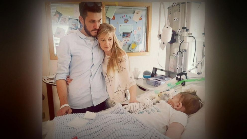 VIDEO: US doctor evaluates baby Charlie Gard in London