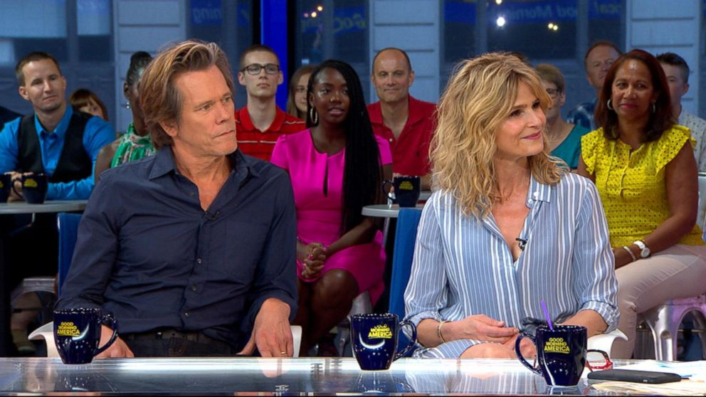 Kyra Sedgwick And Kevin Bacon Open Up About Story Of A Girl Video ABC News