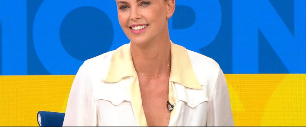 VIDEO: Charlize Theron opens up about Atomic Blonde
