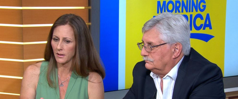 VIDEO: Fred and Kim Goldman speak out about OJ Simpsons parole live on GMA