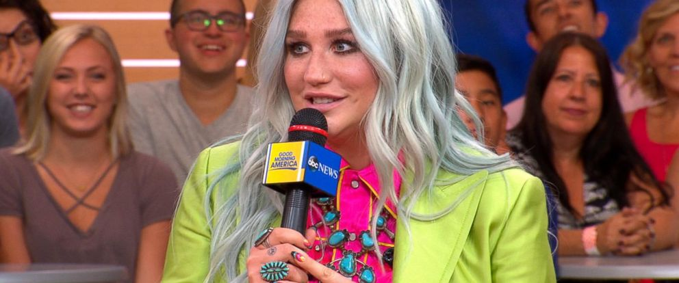 VIDEO: Kesha opens up about her deeply personal new album