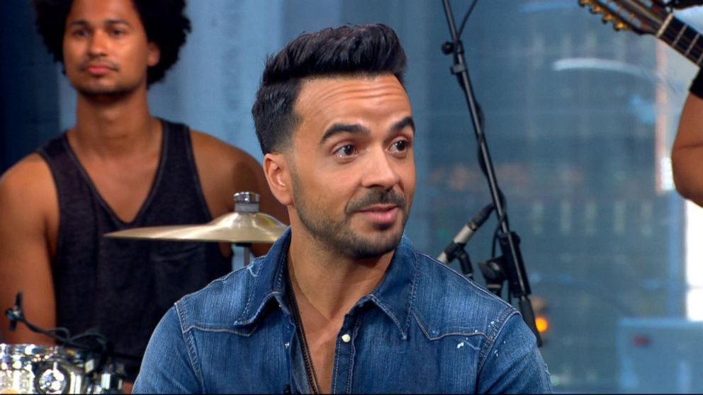 Luis Fonsi says lyrics to 'Despacito' came to him in his