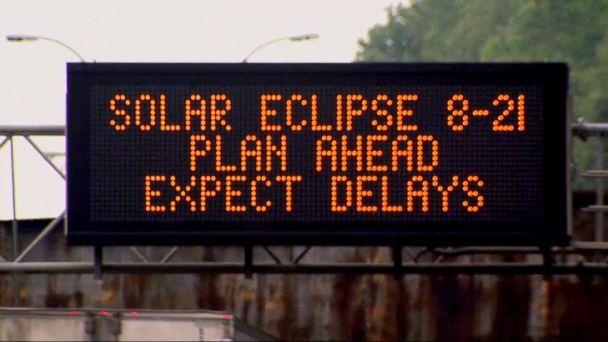 Countdown to Monday's solar eclipse