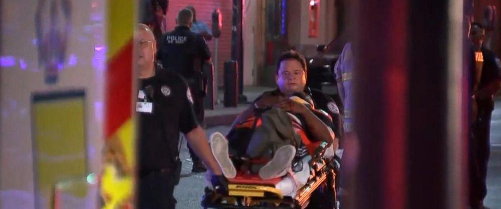 VIDEO: More than 40 injured in train crash near Philadelphia