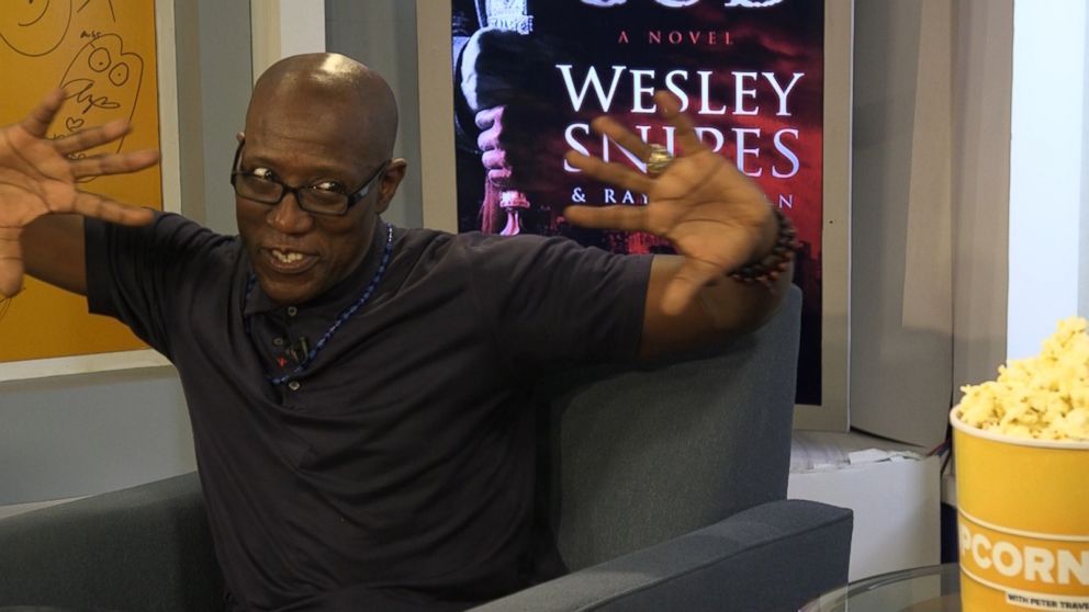VIDEO: Wesley Snipes sings Magic to Do from Pippin