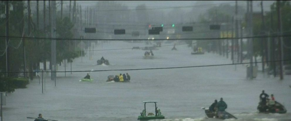 VIDEO: Hurricane Harvey raises concerns over toxic water