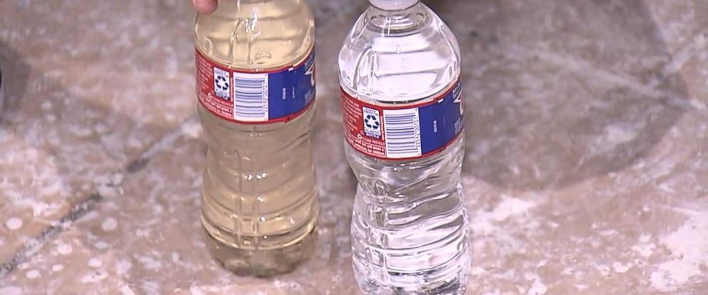 VIDEO: Small sample of Texas floodwater contains E. coli: Expert