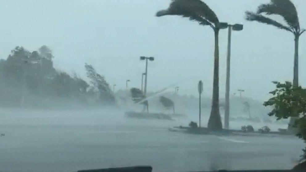 Storm chaser goes inside Hurricane Irma Video - ABC News