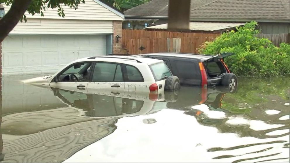 experts warn of the dangers of flood damaged cars video abc news. Black Bedroom Furniture Sets. Home Design Ideas