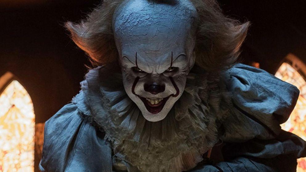 Clown Horror Film
