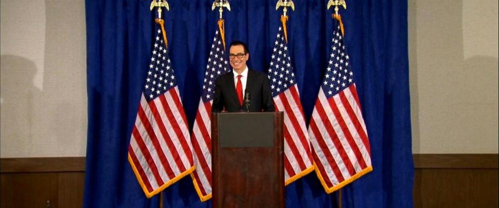 VIDEO: Treasury secretary under investigation for private plane use