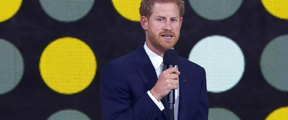 VIDEO: Prince Harry kicks off Invictus Games in Toronto