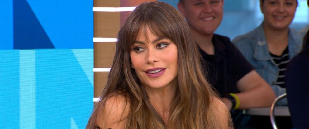 VIDEO: Catching up with Sofia Vergara live on GMA