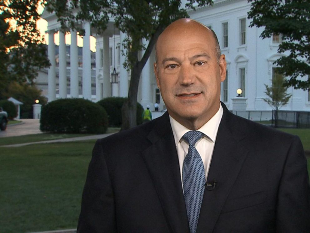 VIDEO: Gary Cohn defends Trump administrations tax plan