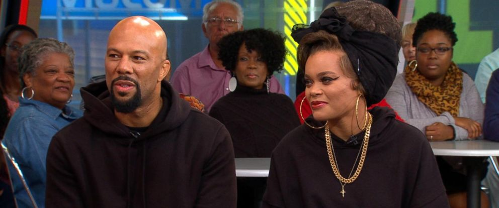 VIDEO: Common and Andra Day open up about their new music