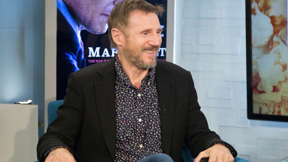 VIDEO: Liam Neeson sings emotional rendition of Danny Boy