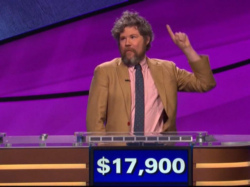 'Jeopardy!' Contestant Proposes To Girlfriend In Audience ...