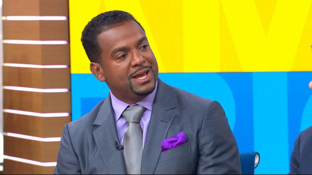 alfonso ribeiro loves hosting afv so he can go to work every day