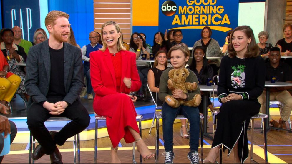 VIDEO: The cast of Goodbye Christopher Robin opens up about their new film